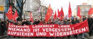 LL demo berlin