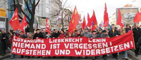 LL demo berlin
