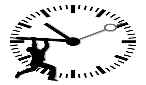 Zeit anhalten