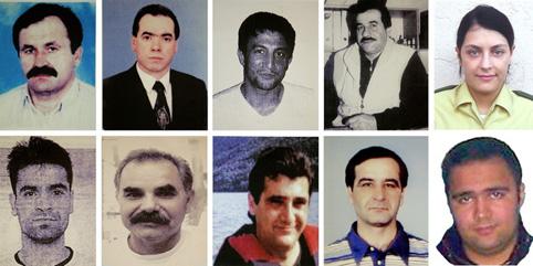 Gedenkveranstaltung füf Opfer der Neonazi-Mordserie