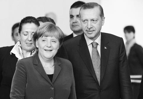 Angela+Merkel