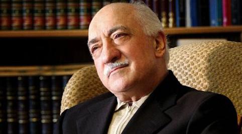 File photo of Islamic preacher Fethullah Gulen at his residence in Saylorsburg, Pennsylvania