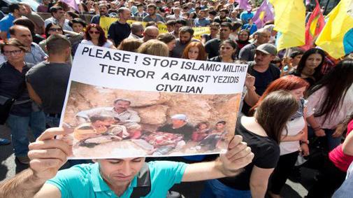 IS-Terror